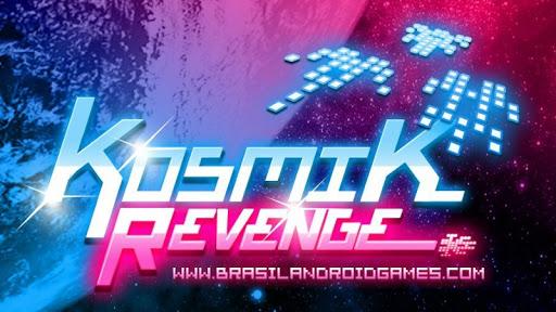Kosmik Revenge - Retro Arcade Shoot 'Em Up Imagem do Jogo