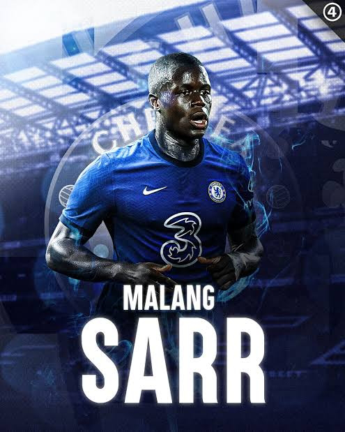 Chelsea Confirms The Signing Of Malang Sarr On Five-Year Deal