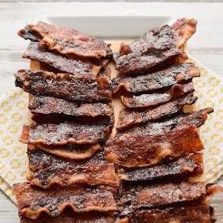 Brown Sugar Bacon Candy.