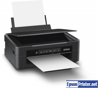 How to reset Epson XP-215 printer