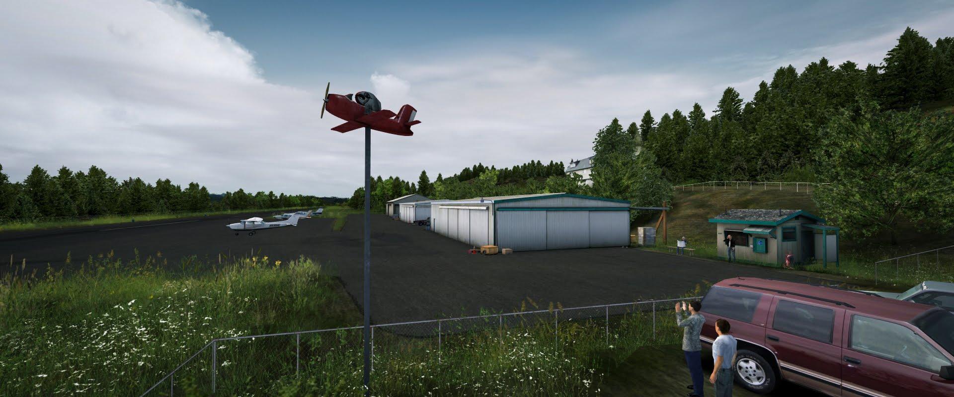 11S Sekiu - ORBX - review (5*) • C-Aviation