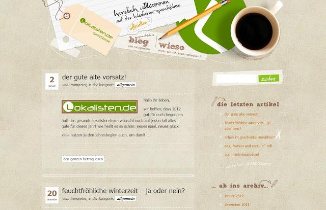 *來段悠閒的下午茶溫暖時光吧!!:Lokalisten Sprechblase Web Site 1