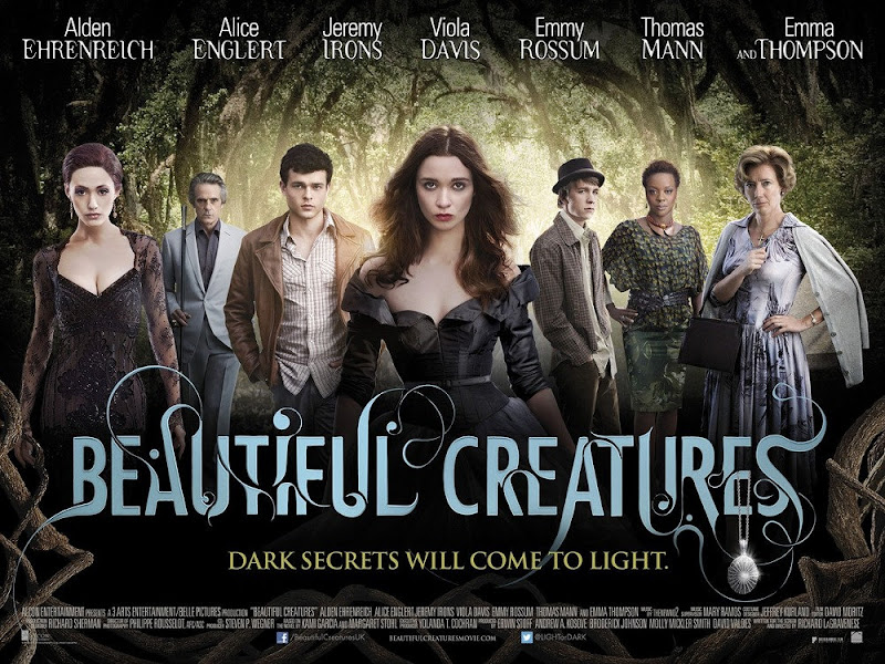 Beuatiful Creatures movie poster