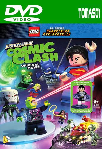 Liga de la Justicia Lego: Batalla Cósmica (2016) DVDRip