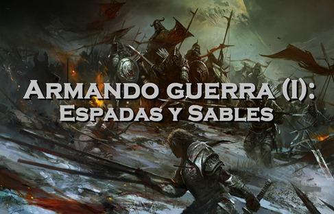 armando guerra espadas y sables como escribir una novela de fantasia fantasy fantastica
