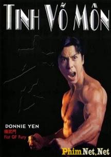 Xem Phim Tinh Võ Môn 1995 | Fist Of Fury