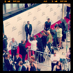 Premiere of The Kings of Summer at Arclight in Hollywood on Tuesday.