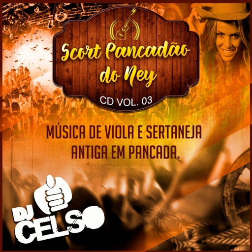 CD - Scort Pancadão Viola e Sertaneja