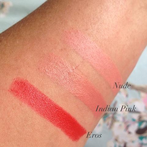 nyx lipstick
