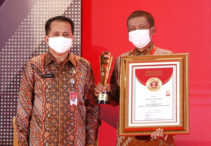 Kota Yogyakarta Raih IGA Award 2020