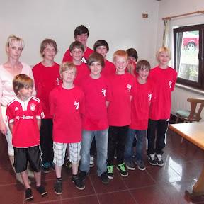 17.06.2011 D-Jugend: Abschlussfeier