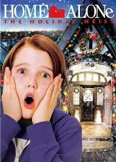 Filme Poster Esqueceram de Mim 5: Sozinho no Natal HDTV XviD & RMVB Dublado