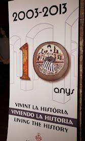 El Centro Cultural Islámico de Valencia recibe un galardón del Museo de Historia de Valencia
