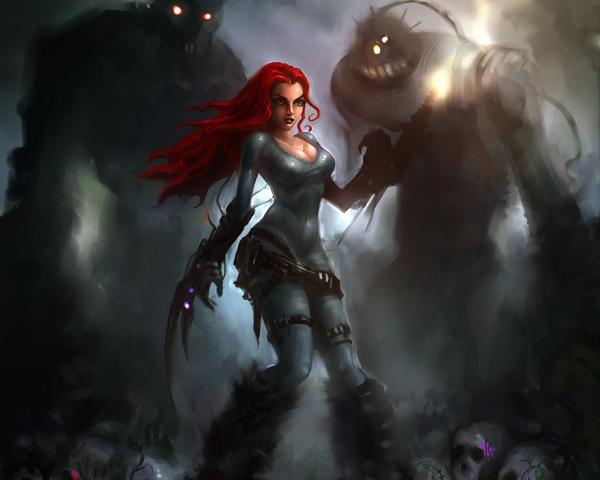 Demons Of Night, Satanic Beauties