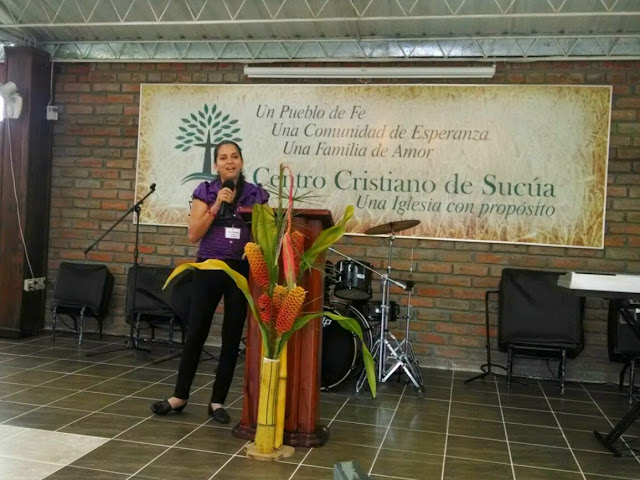 Ceila Escobar shares of her encounters with the drug cartels of Colombia as she does her work among the unreached.