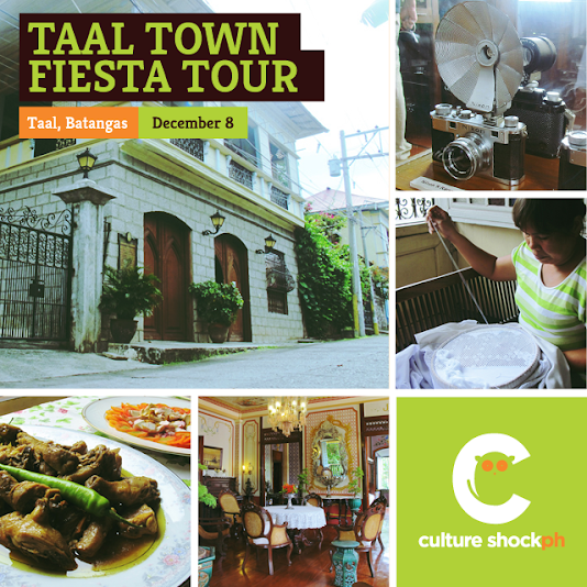 Taal Heritage Town Spanish Colonial Town Fiesta Tour