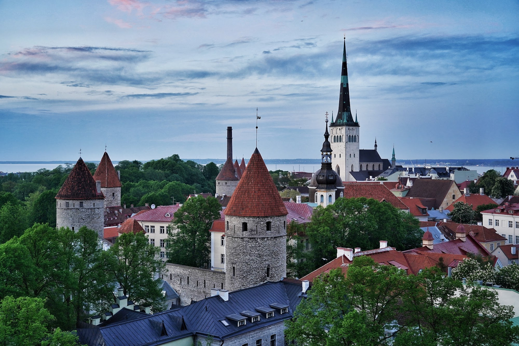 Reisinformatie Estland