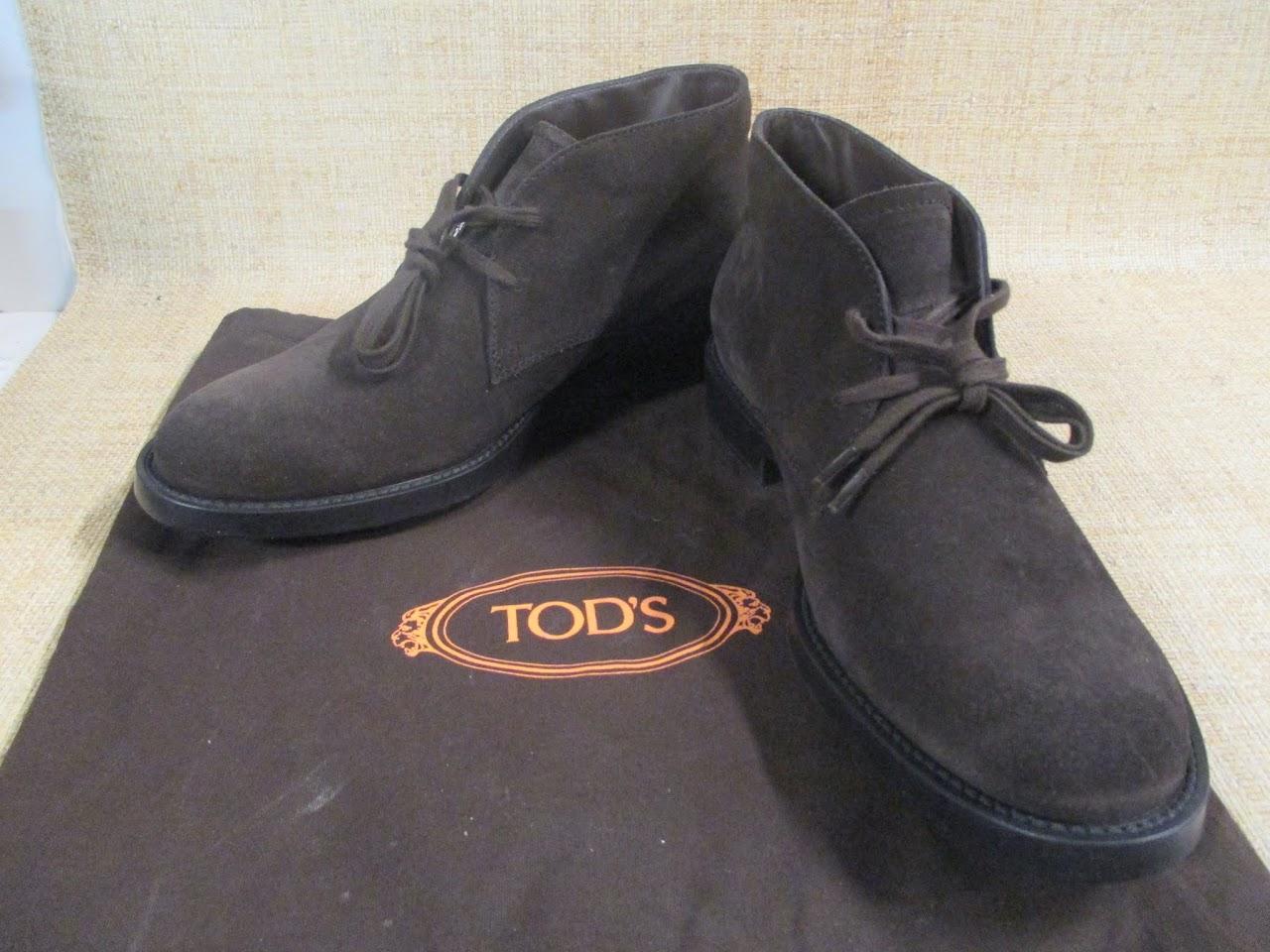Tod's Chukka Boots