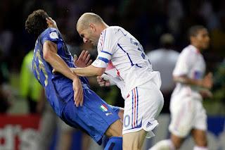 10 ans plus tard, Materazzi explique ce qu'il a dit à Zidane