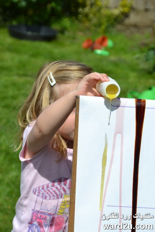 تجارب علمية منزلية اطفال الجزء الثالث