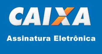 Assinatura Eletrônica Caixa Econômica