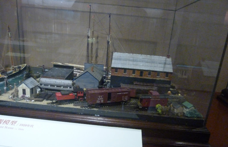 Taipei. Evergreen Maritime Museum. - P1340957.JPG