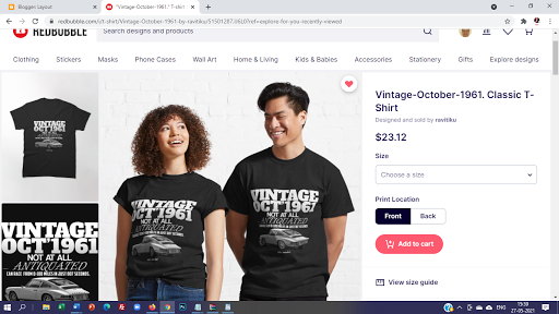 Best T-Shirts and Apparel Designing
