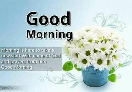 Good Morning Photo for Whatsapp