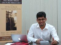 Kuliah umum Prof. DR. SYED MUHD KHAIRUDIN AL-JUNIED Bahas Kilas Kehidupan Manusia di Nusantara