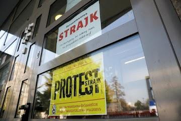 Pologne enseignants en grève