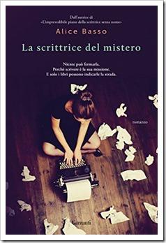 La scrittrice del mistero cover