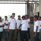 Jay Shetty with Launchship Team @ Leonia, Annual Day May 05 2012