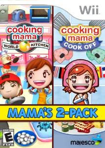 [GAMES] Mamas 2-Pack -PUSSYCAT – (Wii/USA)