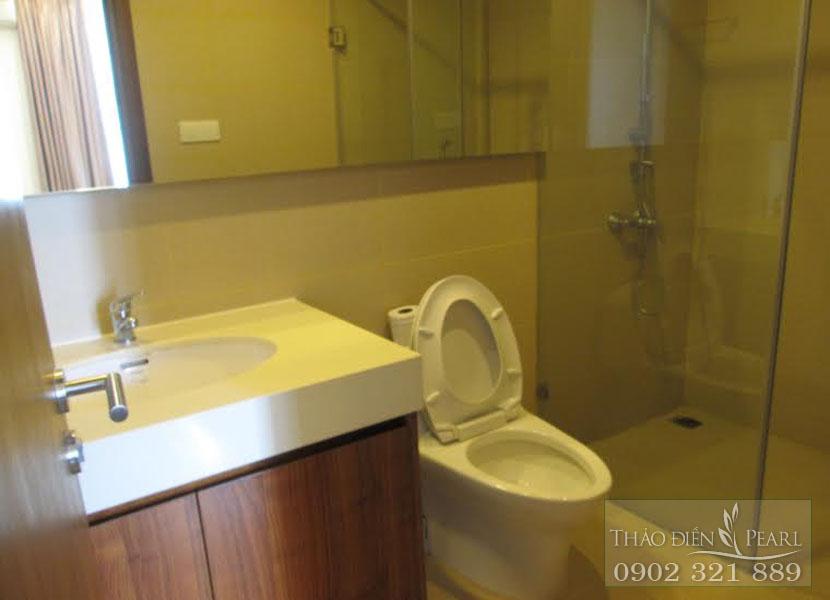 phòng tắm và WC