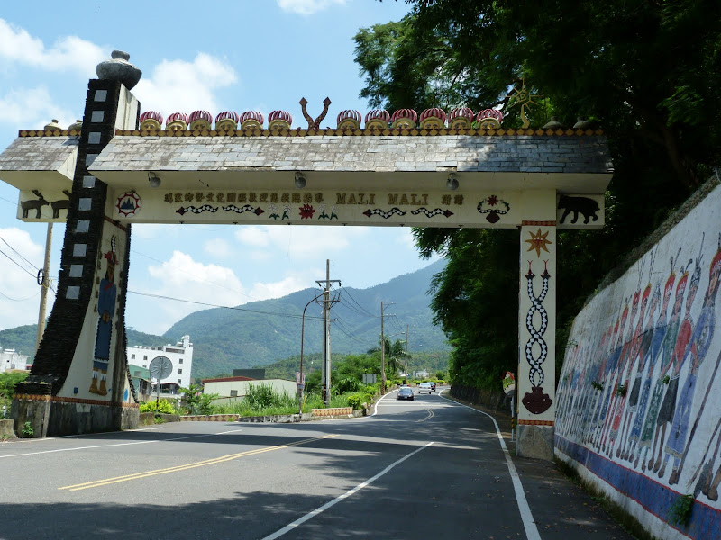 Tainan County.De Dona village à Meinong via Sandimen en scooter.J 12 - P1220599.JPG