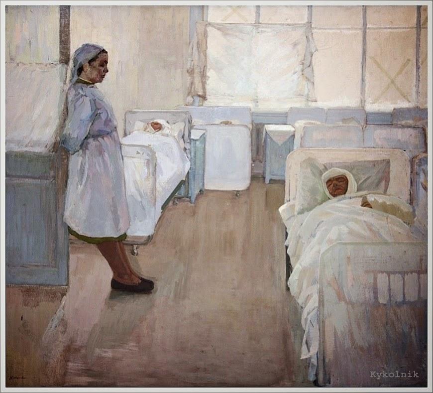 Детская поликлиника при больнице 42 московского района