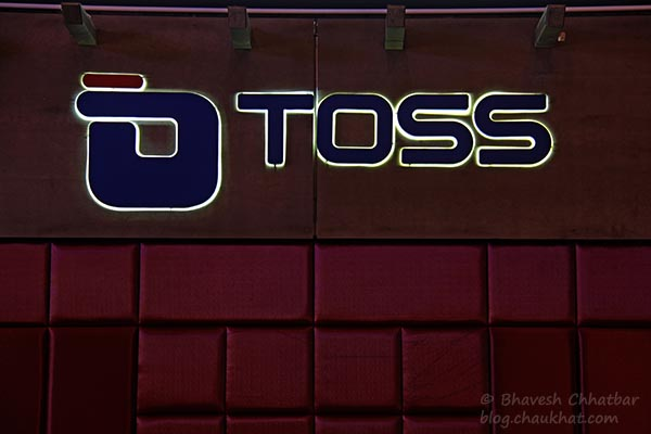 Logo of Toss Sports Lounge Koregaon Park