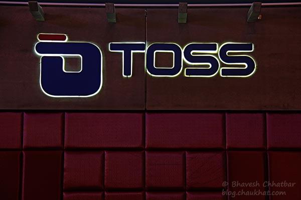Logo of Toss Sports Lounge Koregaon Park