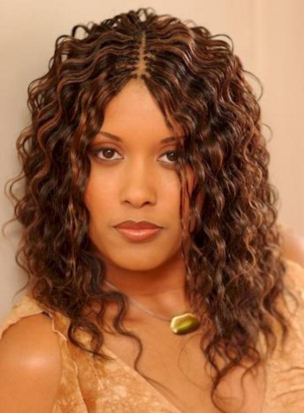 curly weave hairstyles for black women 2016 - Styles 7