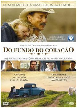 Filme Poster Do Fundo do Coração DVDRip XviD Dual Audio & RMVB Dublado