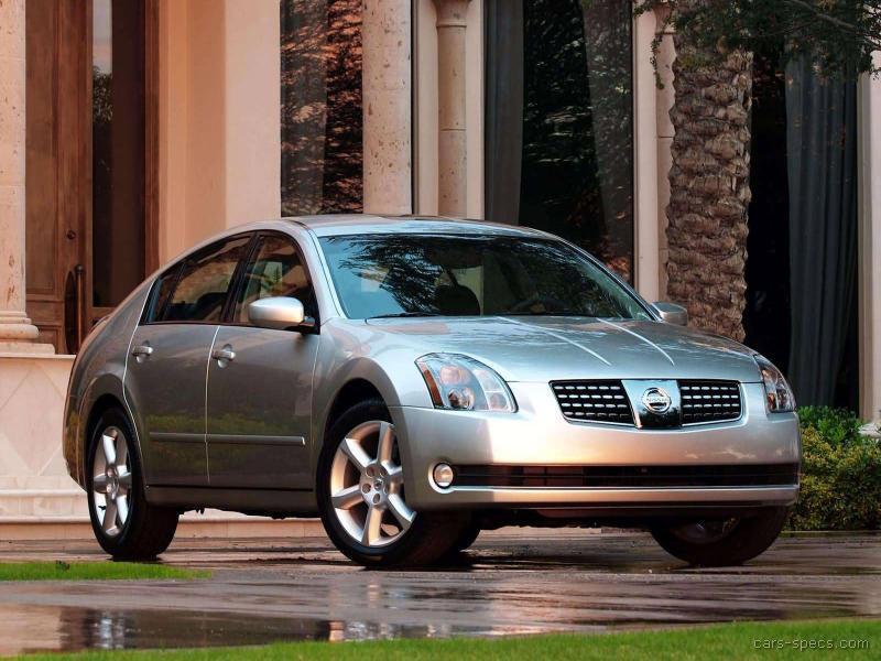 ... 2004 Nissan Maxima 00003 ...