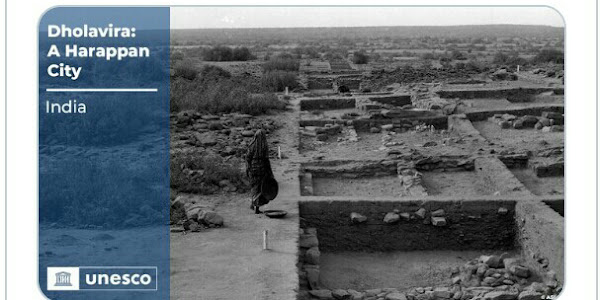 BIG BREAKING / Gujarat's pride globally: Dholavira honored by UNESCO as a World Heritage Site