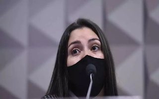 Bruna Morato: 'Votei no Bolsonaro e me arrependi'