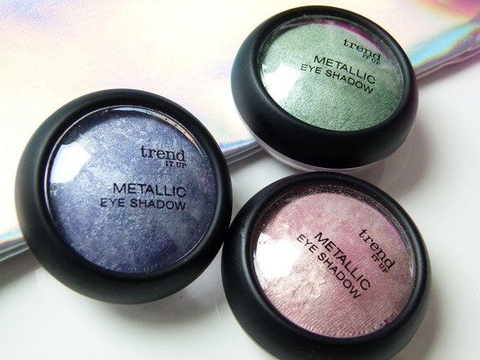 trend IT UP Metallic Eye Shadow 040 050 060