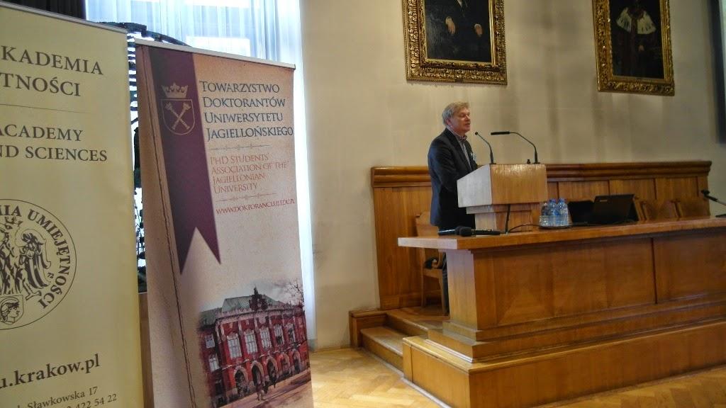 Konferencja Metody geofizyczne w archeologii polskiej (fot. J. Karmowski, K. Kiersnowski) - geof%2B%252864%2529.JPG