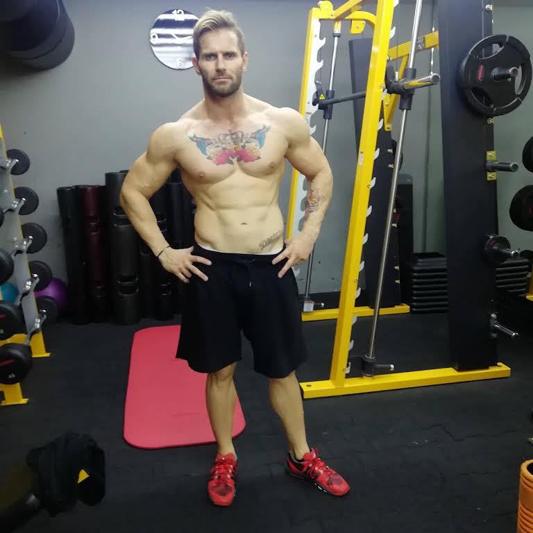 Sodeco body garage gym in beirut