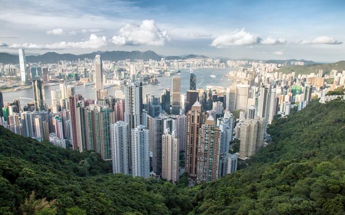 Hong Kong by Naiirb1