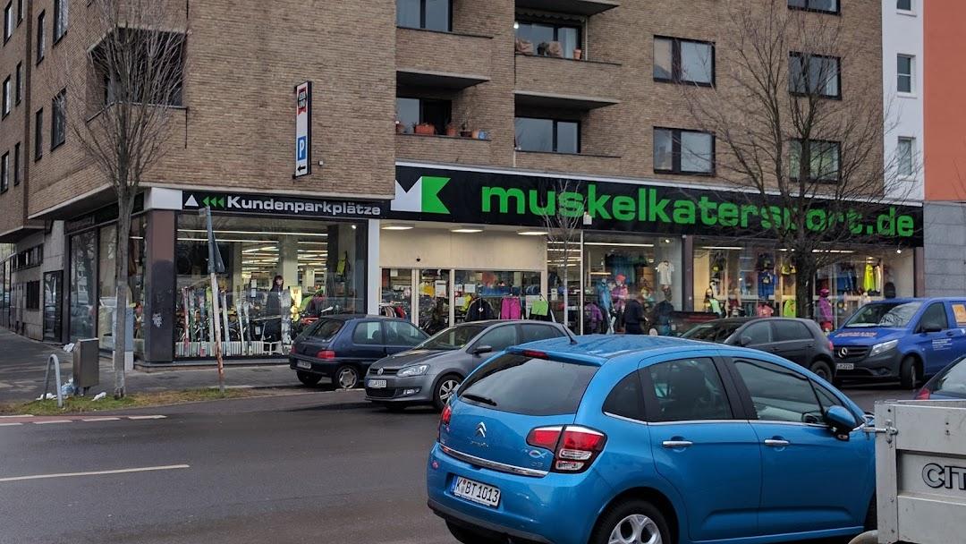 Muskelkatersport Köln GmbH Sportgeschäft in Köln Zollstock