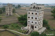 Village de Zili : diaolou