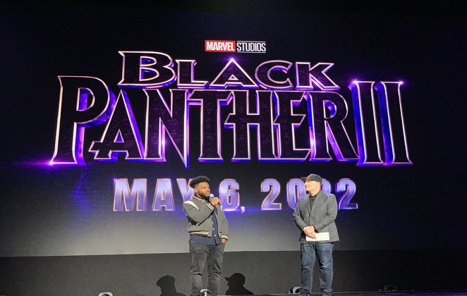 Black Panther II D23 2019